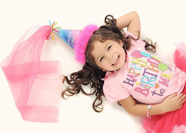 מתנות ליום הולדת של הילדה