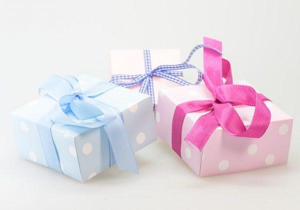 מתנות למסיבת יומולדת: זול וכיפי