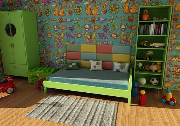 כך תעצבו את חדר הילדים בעזרת גאדג'טים
